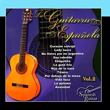 Spanish Guitar, Guitarra Espanola 2 by Guitarra Flamenca: Domi de ...