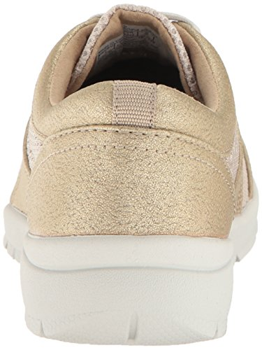Easy Spirit Women's Gogo3 Fashion Sneaker Light Gold/Light Natural Synthetic low price fee shipping online ntcGe