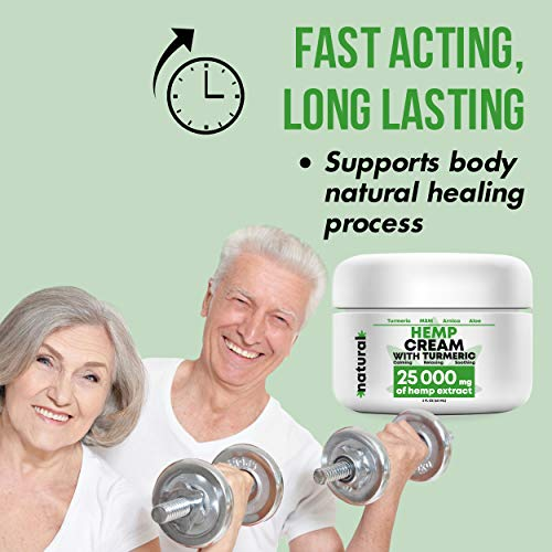 51JQTccBWHL - PLANTGENIC Organic Hemp Pain Relief Extract 25 000 Mg, Made in USA, Non-GMO, Natural Hemp Oil for Joint Pain