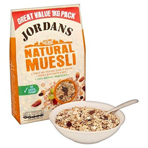 Jordans Natural Muesli (1Kg) by - Jordans Natural