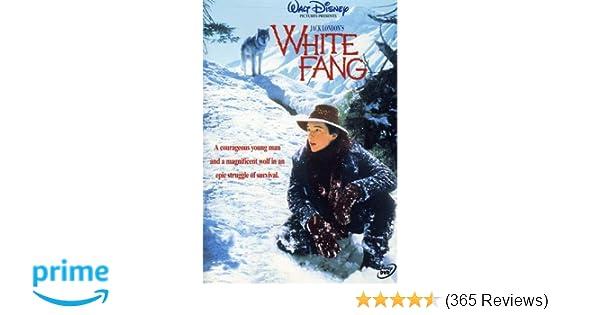 Amazon com: White Fang: Ethan Hawke, Seymour Cassel, Klaus