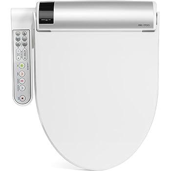 Biobidet Bliss Bb 1700 Elongated White Bidet Toilet Seat