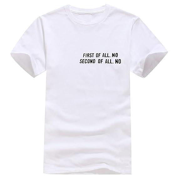 Camisetas Anchas Mujer Hombres Camisas Para Damas Camisa Manga Corta Camiseta Estampadas Señora Verano Remeras Poleras de Mujer Tops Cuello Redondo Blusas ...