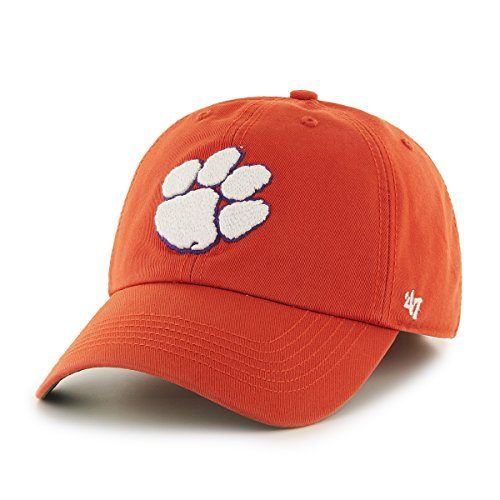 NCAA Clemson Tigers '47 Brand New Franchise Fitted Hat