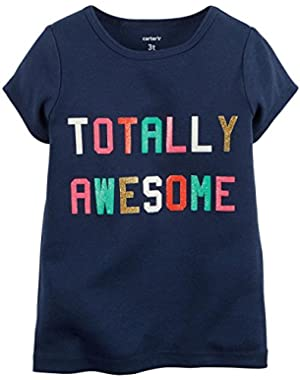 Baby Girls' Slogan Tee (Baby)