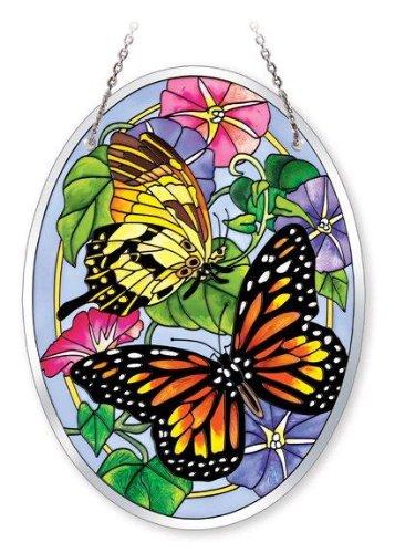 Amazon.com: Amia Beveled vidrio Ovalado (Tamaño Mediano ...