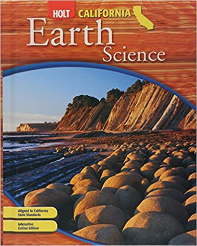 Holt Science Student Edition Grade 6 Earth 2007 RINEHART