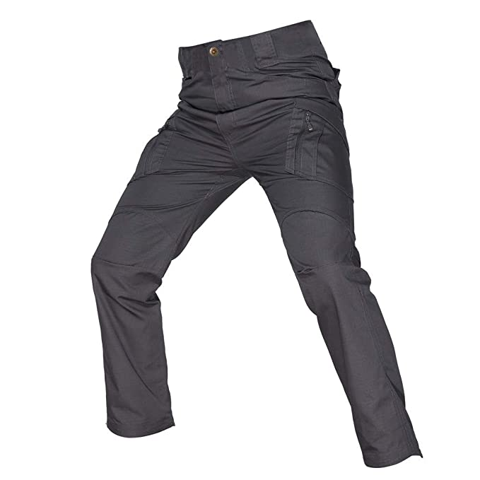 Pantalones de Hombre de BaZhaHei, Pantalones de Trabajo de ...