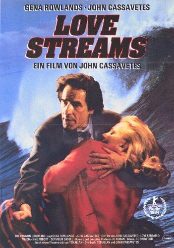 Affection Streams Poster Movie French D 11x17 Gena Rowlands John Cassavetes Diahnne Abbott Seymour Cassel