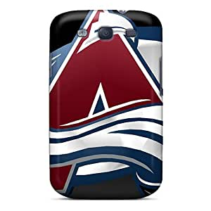 New Arrival Colorado Avalanche Sxf18459bbJQ Cases Covers/ S3 Galaxy Cases