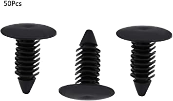 plastic rivet clips
