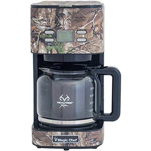 Magic Chef MCL12CMRT Coffee Maker, 6.6 x9.7 x12.9, Camouflage