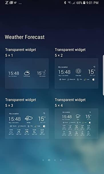 Amazon com: Weather Live Pro: Appstore for Android