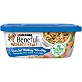 Purina Beneful Prepared Meals Roasted Turkey Medle...