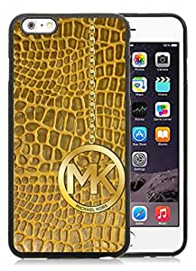 iPhone 6plus Protective Skin Case With Michael Kors 162 Black Phone Case For iPhone 6plus 5.5 TPU Cover Case