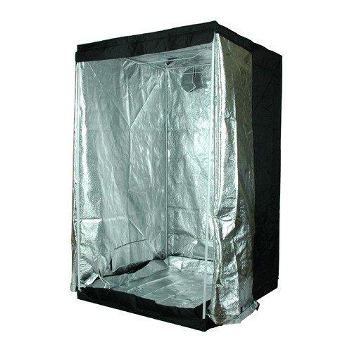 Ledwholesalers 50″ X 50″ X 78″ Mylar Hydroponic Grow Tent Hydro Box Hut, Gyo1015, Outdoor Stuffs