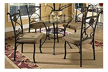 Steve Silver Company Brookfield Side Chairs, Set Of 4