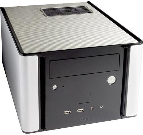 Amazon Com Antec Nsk1300 Microatx Cube Pc Case Electronics