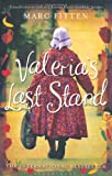 Front cover for the book Valeria's Last Stand by Marc Fitten