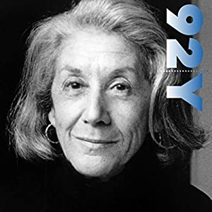 Nadine Gordimer at the 92nd Street Y Speech