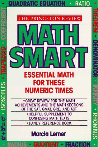 Math Smart (Princeton Review Series)