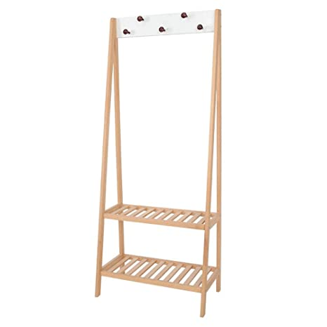 FU.YING Cajas y percheros para Sombreros Easy Coat Rack ...