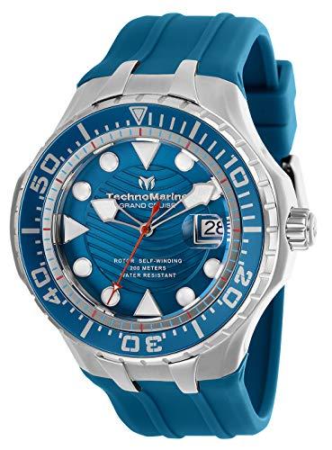 (Technomarine TM-118079 Men's Blue Reef Automatic Watch)