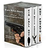 Brains Before Beauty: A Trio of Female Protagonist Thrillers