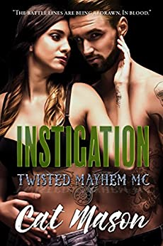 Instigation: A Twisted Mayhem MC Novel by [Mason, Cat]