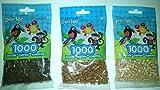 Perler Bead Bag, Brown Group (Brown, Light Brown, Tan)