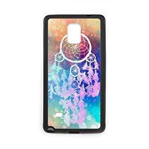Winfors Dream Catcher Phone Case For Samsung Galaxy note 4 [Pattern-5]