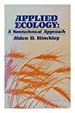 Applied Ecology, Alden Dexter Hinckley, 0023545518