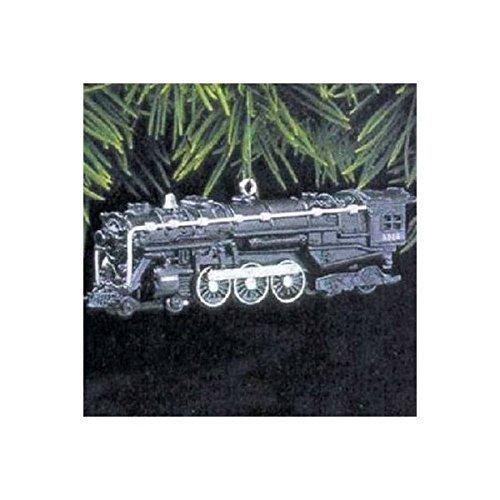 QX5531 Lionel Trains 1st Locomotive 700E Hudson Steam Locomotive 1st 1996 Hallmark Keepsake Ornament eb159c