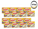 PACK OF 16 - Kraft Velveeta Shells & Cheese Queso Blanco, 12 OZ (340g)