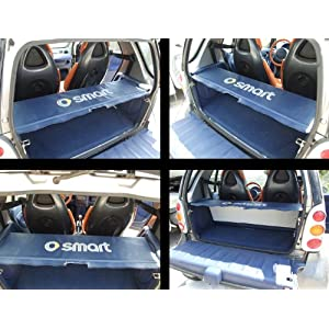Multifunctional car seat back car hanging clothes rack fit for new smart 453 fortwo forfour 2015-2019