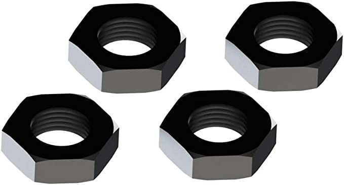 Arrma Ar310449 Radmutter Aluminium 4 Stück Schwarz 17 Mm Alle Produkte