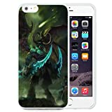 img - for iPhone 6 Plus case, Illidan Stormrage Lord Of Outland Black Temple World Of Warcraft Art Demon Shadowmoon Valley Stormrage Illidan Wow (2) iPhone 6 Plus TPU phone case book / textbook / text book