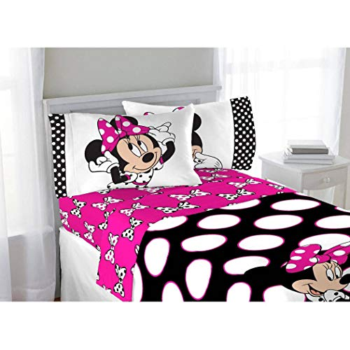 Mickey & Minnie Mouse Bedroom: Toddler Beds, Room Decor, Etc.