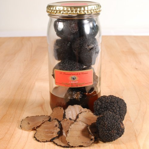 Summer Black French Truffles - Brushed First Choice - 1 x 7.00 oz by Plantin by Plantin