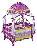 Fizzy Canopy Play Pen, Purple