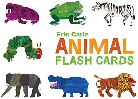 Alphabet animal flash card collection fabric light alphabet