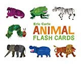 Chronicle Books The World of Eric Carle (Tm) Animal Flash Cards (Alphabet Flashcards for Toddlers, Animal ABC Cards)