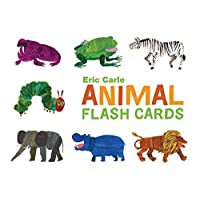 Chronicle Books The World of Eric Carle (Tm) Animal Flash Cards (Alphabet Flashcards...