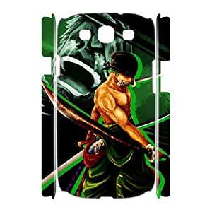 IMISSU One Piece Phone 3D Case For Samsung Galaxy S3 I9300 [Pattern-3]