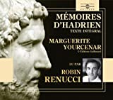 Memoires d'Hadrien (9CD) by Marguerite Yourcenar (2010-01-01)