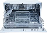 Sunpentown SD-2224DS Countertop Dishwasher with