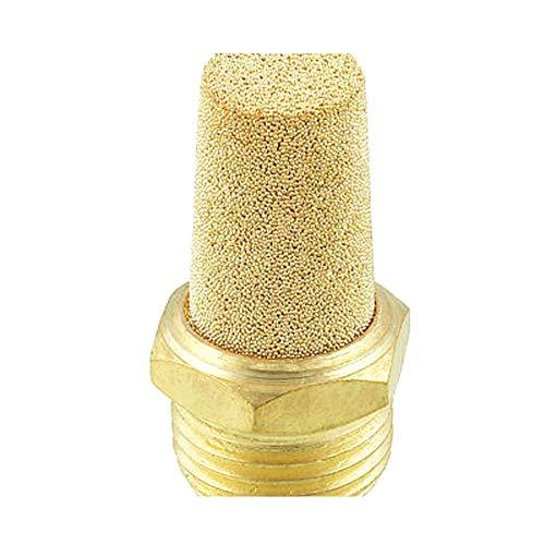 1//2PT Male Thread Noise Filter Pneumatic Air Exhaust Silencer Muffler