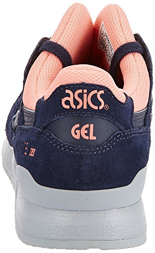 Asics Tiger Womens India Ink and India Ink Sneakers - 6 UK/India (39.5 EU)(8 US)
