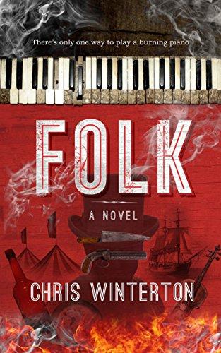 Book: Folk by Chris Winterton