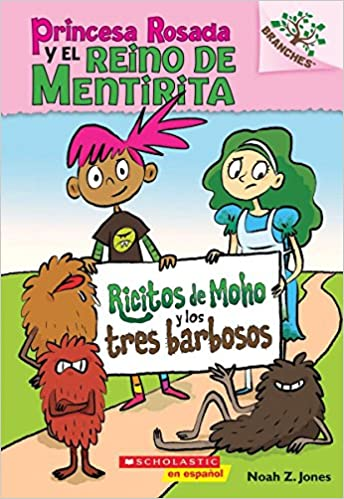 Amazon com: Ricitos de Moho y los tres barbosos: A Branches